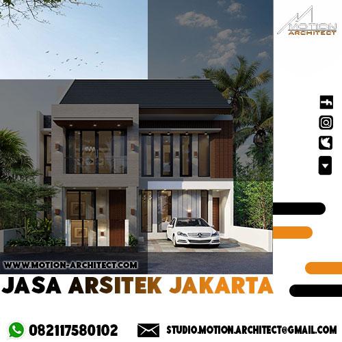 Jasa Arsitek Jakarta Barat