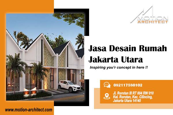 Jasa Desain Rumah Jakarta Utara